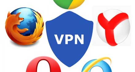 VPN for Browser